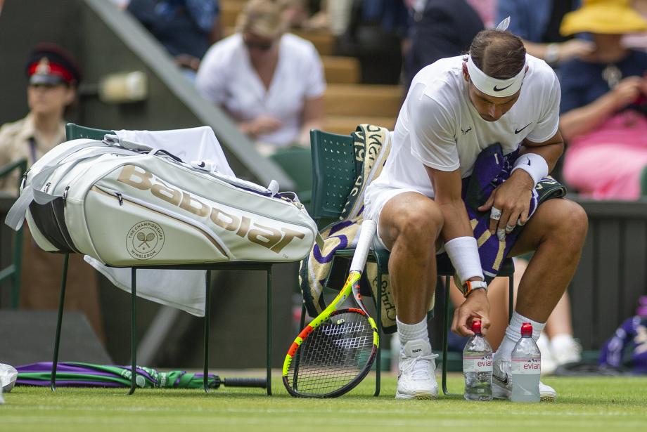 Sporda Totemler, Rutinler, Mental Güç ve Nadal!