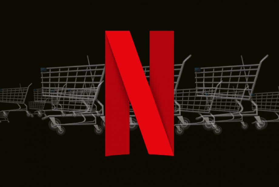 Netflix'in E-Ticaret Hamlesiyle İki Bölüm Arası Alışveriş Devri