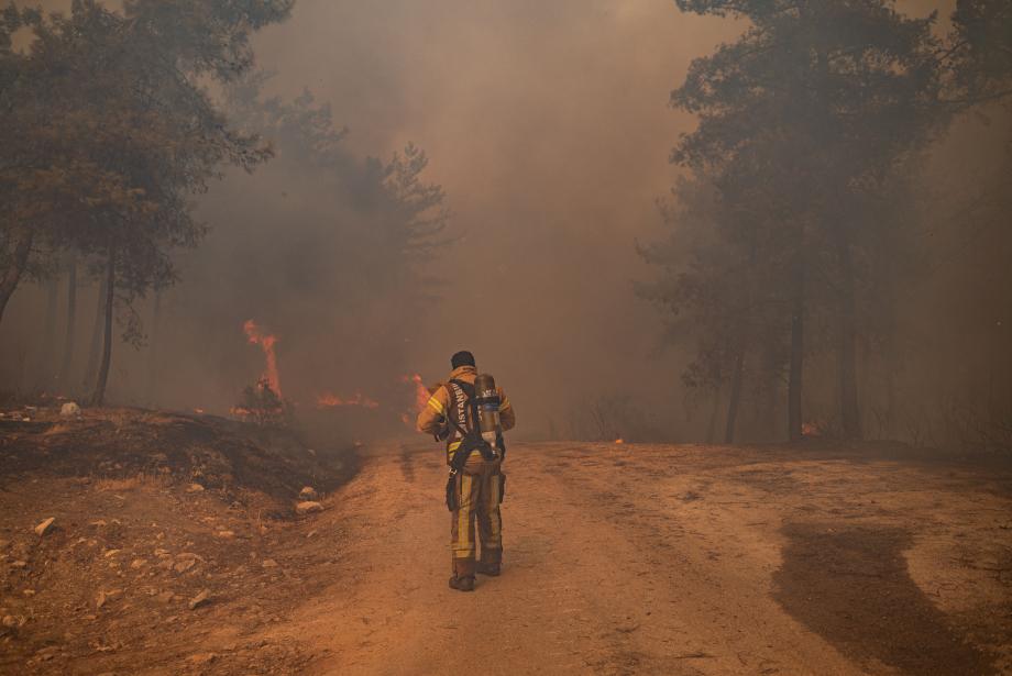 Yangınla Mücadeleye Nasıl Destek Olabiliriz?