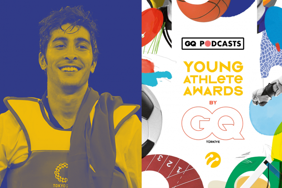 Hakan Reçber: | GQ Podcasts: Young Athlete Awards