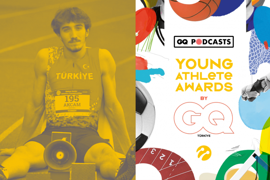 Berke Akçam: Ben Kendimi Engele Adadım   GQ Podcasts: Young Athlete Awards
