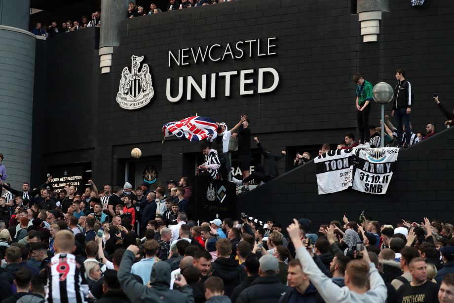 Bir Dev Doğuyor: Newcastle United