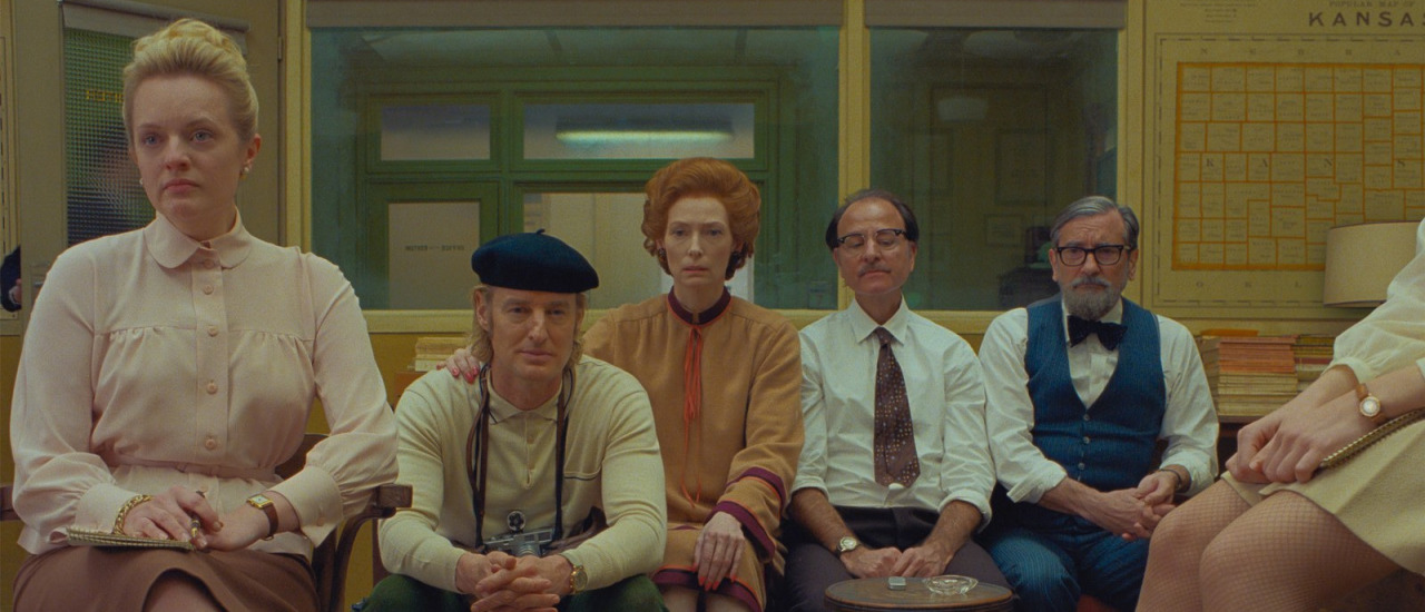 Wes Anderson'ın Yeni Filmi: The French Dispatch