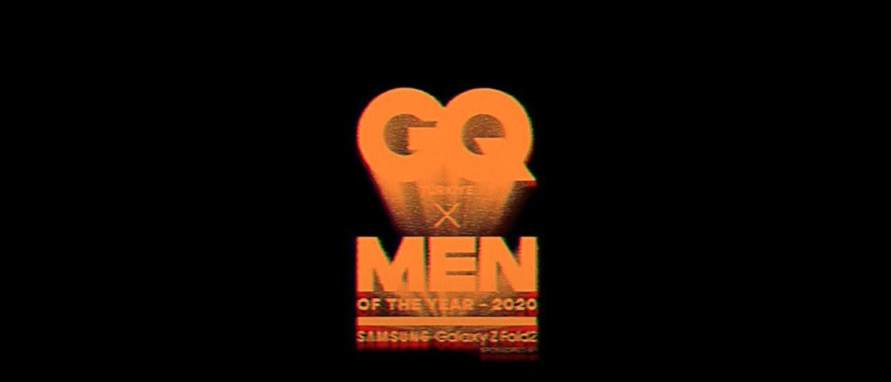 GQ Men Of The Year 2020 Ödül Töreni Açılış Filmi