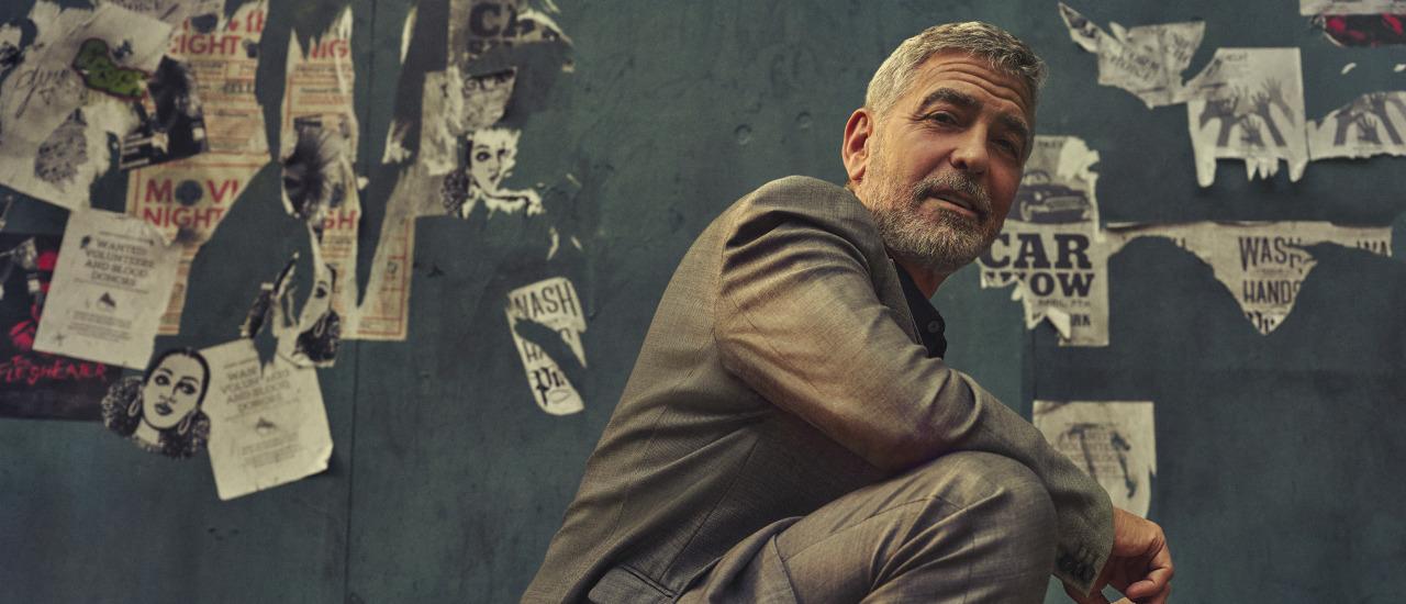 Hep Daha İleriye | George Clooney