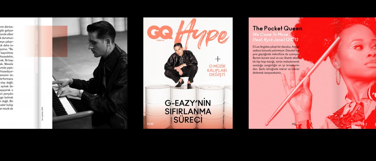 Hype By GQ Türkiye N.10