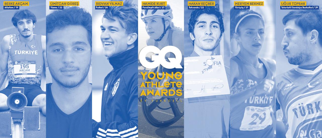 GQ Young Athlete Awards: Genç Sporcularımızı Onurlandırma Hareketi