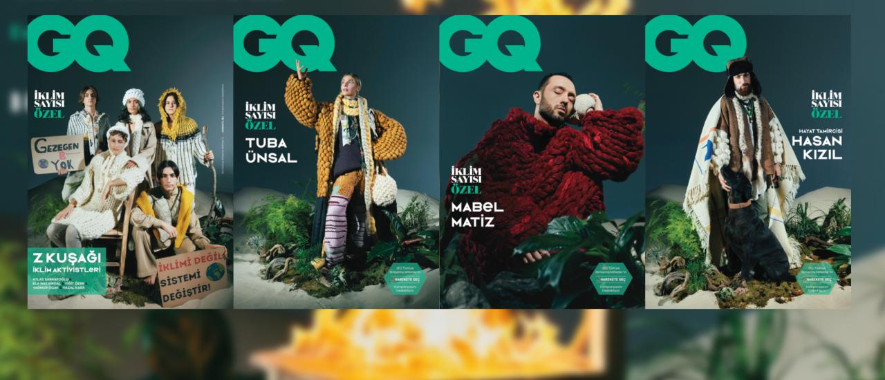 GQ Sonbahar 2021 Sayısında Neler Var?
