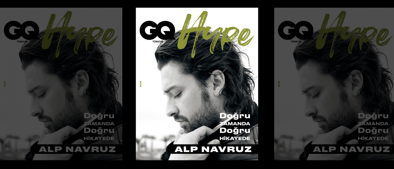HYPE By GQ Türkiye N.14
