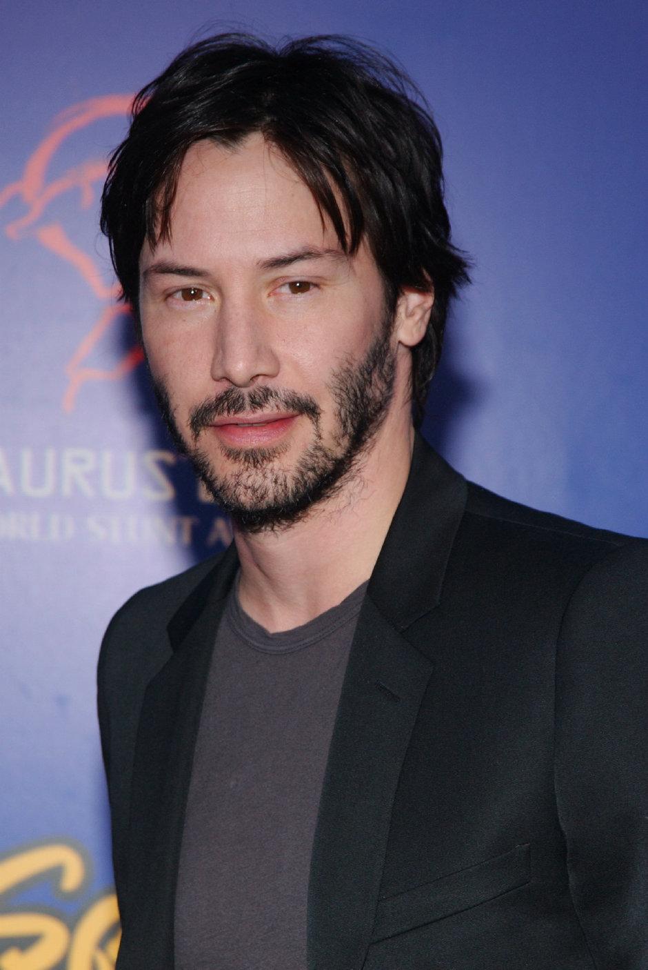 Geçmişten Bugüne Keanu Reeves'in Saç&Sakal Dönüşümü