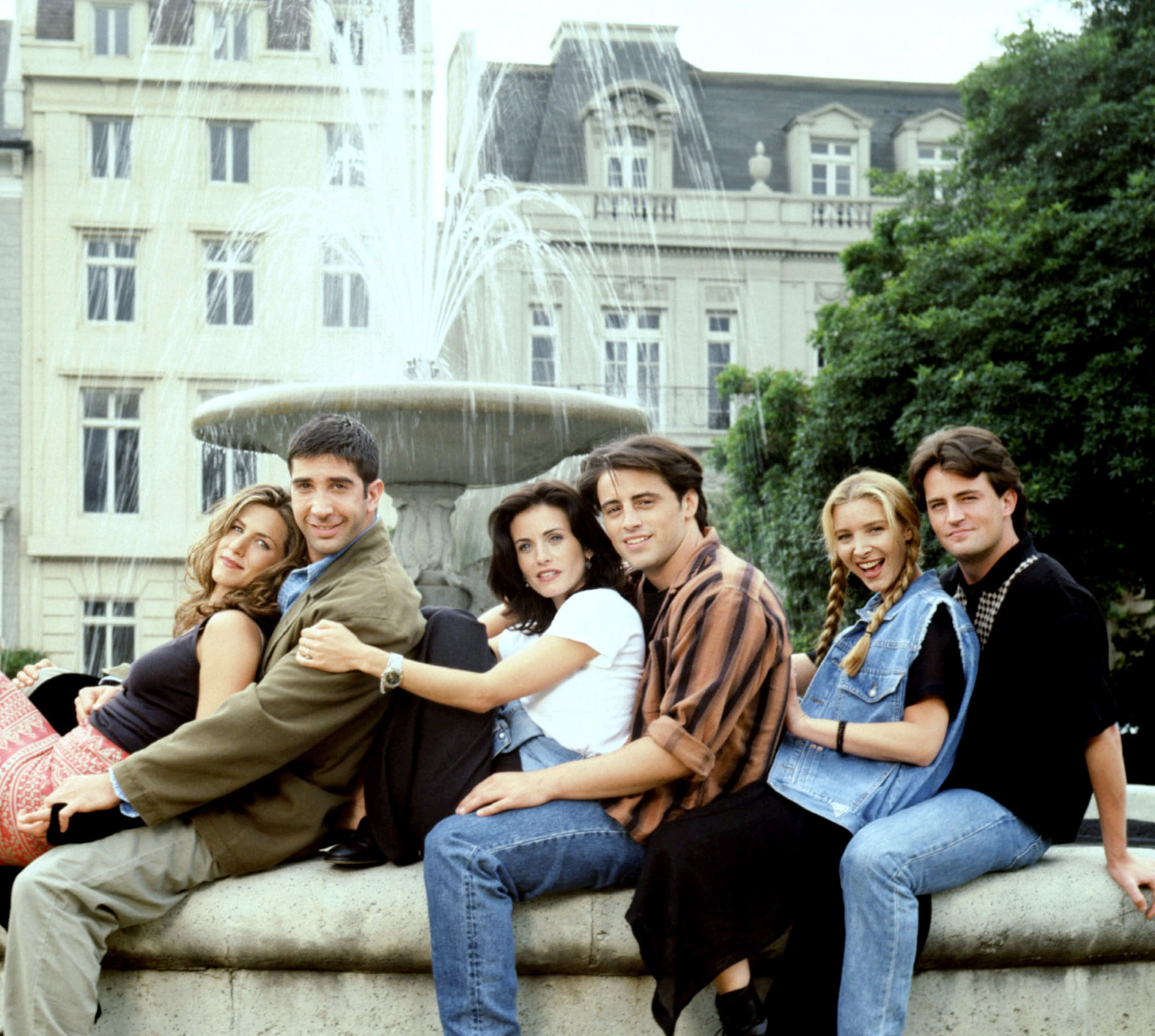 Special Episode of Friends Coming Soon at HBO Max