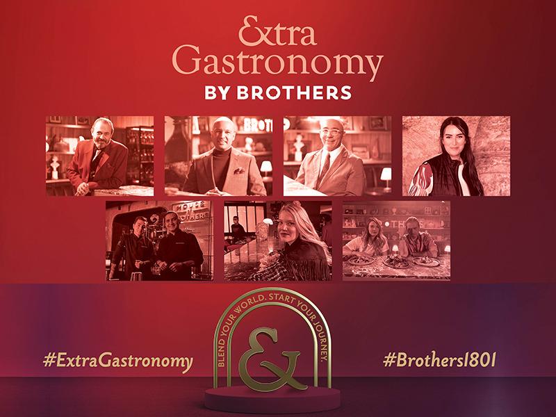 Brothers'dan Dijital Gastronomi Festivali