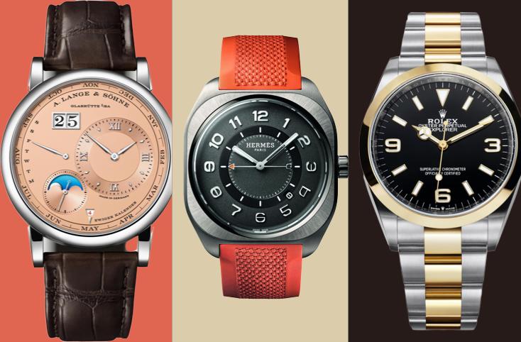 Watches & Wonders 2021'in En İyi Saatleri