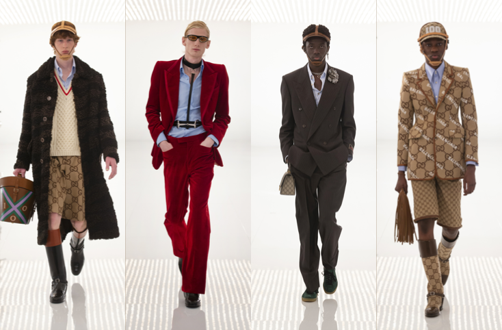 Gucci X Balenciaga Moda Dünyasını Nasıl 'Hackledi'?