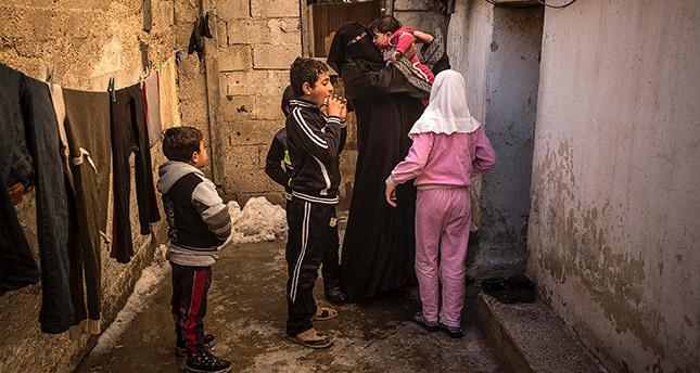 Savaşın öteki esirleri: Mülteci kadınlar