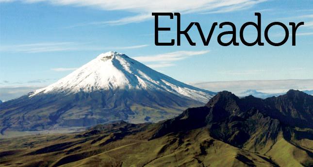 Amazonların yeşili siyaha döndü: Ekvador