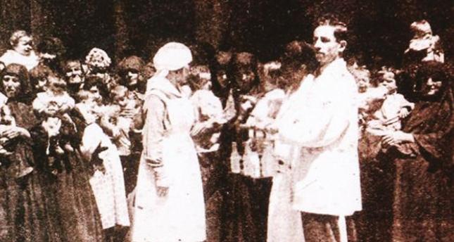 Türkiye'nin ilk kadın doktoru: Safiye Ali