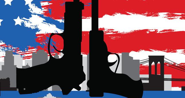 Bir Amerikan fenomeni olarak şiddet