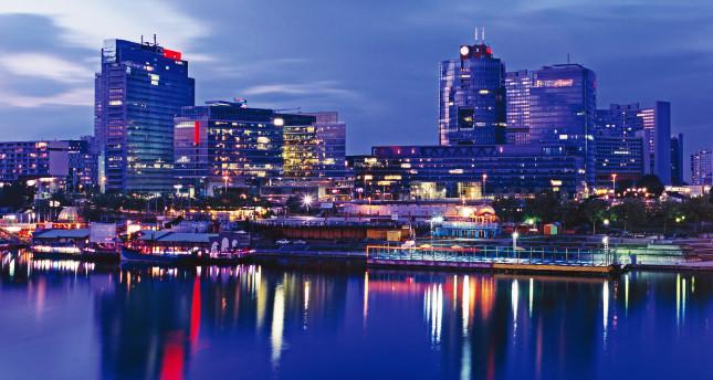Bir mazbut şehir: Viyana