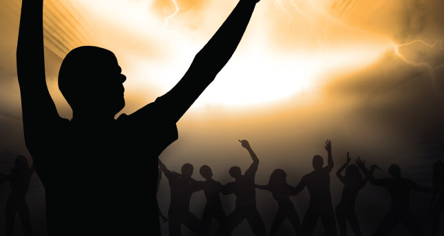 Makbul vatandaş yaratma projesi: Evanjelizm