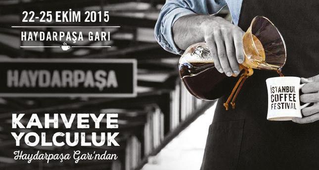 Kahveye Yolculuk: İstanbul Kahve Festivali