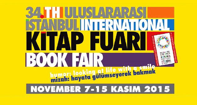 34'üncü Uluslararası İstanbul Kitap Fuarı, söyleşi ve imza günü