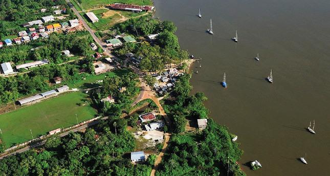 Surinam: Az gelişmişliği bir yük gibi sırtımda taşıyorum