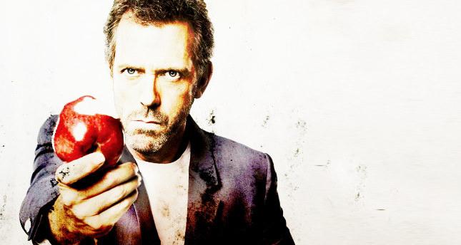 Doktor House değil, Hugh Laurie!