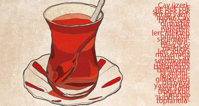 Büyülü ot: Çay