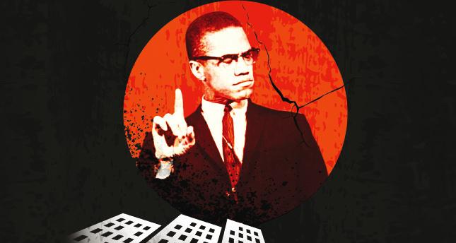 Bir uzlaşılmaz olarak Malcolm X