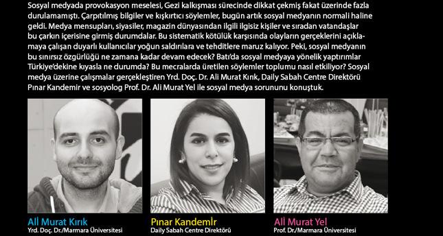 Türkiye'ye yeni tehdit: Sosyal medya terörü