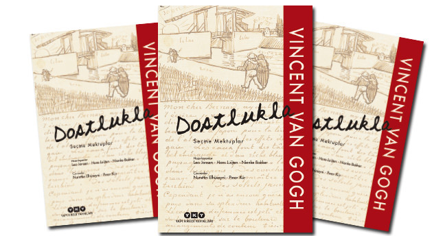 Vincent Van Gogh'un Türkçe çeviriyle imtihanı