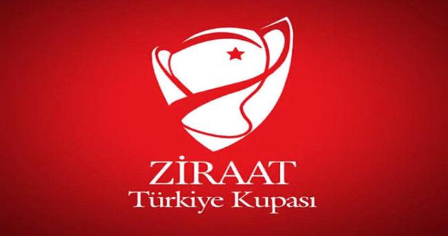 Ziraat Türkiye Kupası'nda yarı final heyecanı!