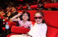 Peter Pan'ın Yeni Maceraları 3D Sinema Gösterimi