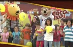 CocoPops Sihirli Pipet Etkinliği - Advertorial (14 -15 Eylül 2013)
