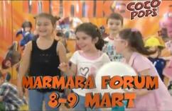 CocoPops 8-9 Mart Marmara Forum Reklam Filmi