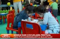 CocoPops & minikaFEST aHaber Ajans Hafta Sonu