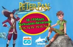 Peter Pan Su Altı Gösterisi - Turkuazoo - Reklam