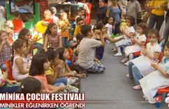 minikaFEST & CocoPops Sihirli Pipet Etkinliği aHaber (14-15 Eylül 2013)