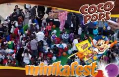 minikaFEST & CocoPops Pocket Racer Etkinlik Reklam (23 - 24 Şubat 2014)