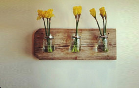 Cam kavanozlar için dekoratif fikirler