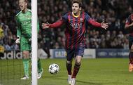 Messi'den inanılmaz rekor