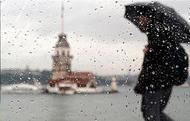 Meteroloji'den yağmur uyarısı
