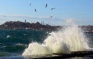Lodos İstanbul'u uçuracak