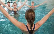 Havuzda yapılabilecek 7 etkili egzersiz