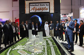 Uluslararası Finans Merkezi Dubai Cityscape'te tüm dünyaya tanıtıldı