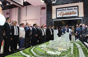 Ağaoğlu, Blok Satışı ile Cityscape 2015'e Damgasını Vurdu