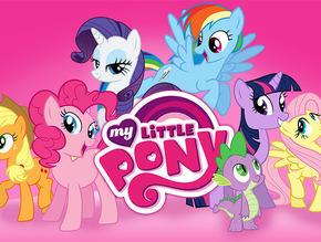 Minika çocuk My Little Pony