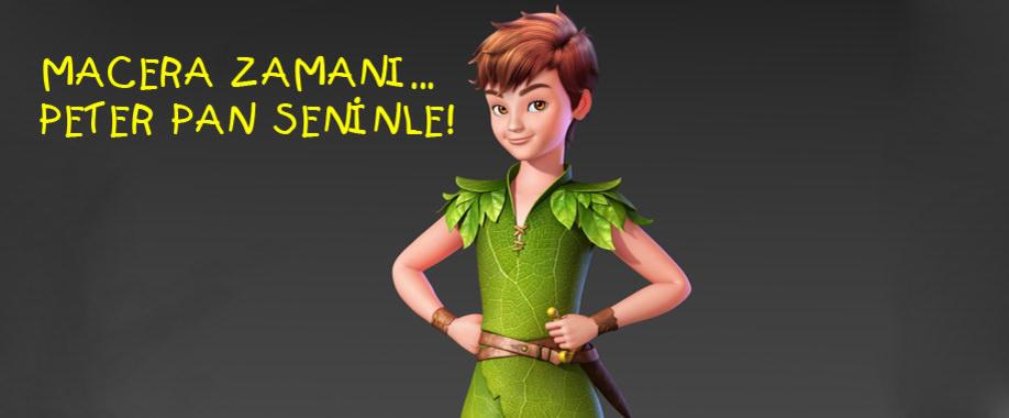 Peter Pan Seninle!