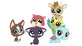 Littlest Pet Shop Minişler